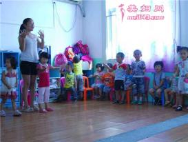 幼儿园简单的互动游戏大全