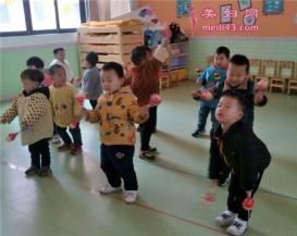 适合幼儿园中班的亲子游戏活动