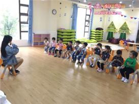 幼儿园小班体育游戏大全