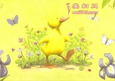 小鸭鸭上学去的故事