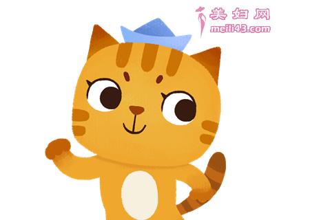 儿童故事小花猫交朋友