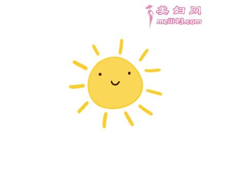 调皮的太阳故事