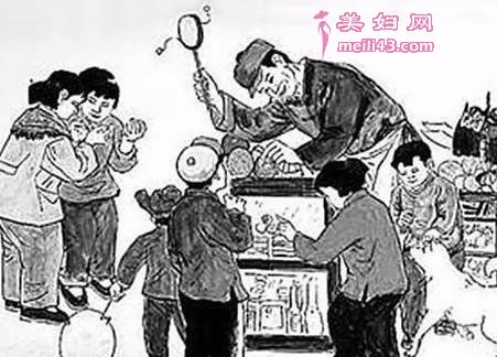货郎和宝葫芦的故事