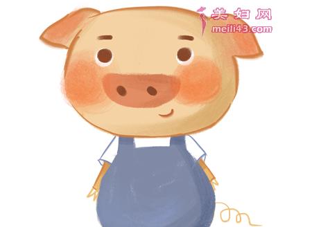 小猪穿反裤子的故事