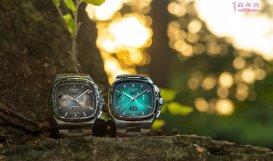 格拉苏帝原创七零年代大日历计时腕表荣添绿SE和灰SE特别限量版